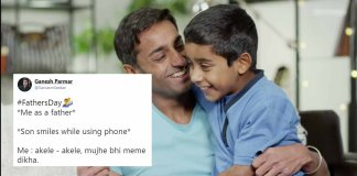 Me as a father