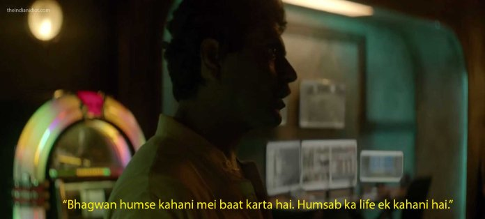 Sacred Games quotes and scenes: ganesh gaitonde on religion