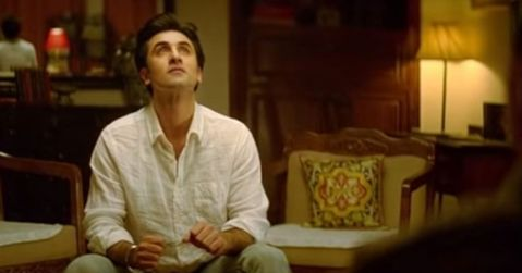 ranbir kapoor as the character ved in a still from the movie tamasha