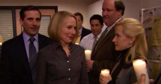 a still from the tv show the office