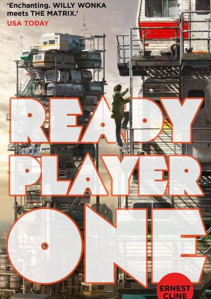 cover page of the book ready player one