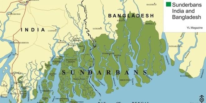 Sunderban_Map