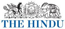 THE HINDU LOGO (CMYK & BW)