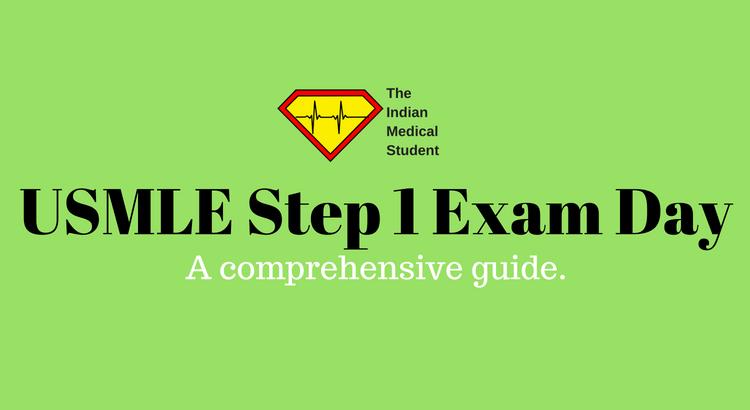 USMLE Step 1 Exam Day Tips - A Comprehensive guide e8f1c3711a6a2