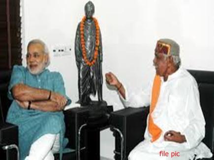 Gaur reminds PM Modi