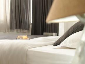 l'une des 8 chambres de Bed & Chaï