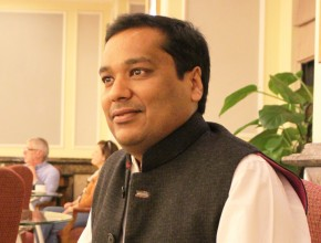 Pankaj Gupta Arkadin India managing director
