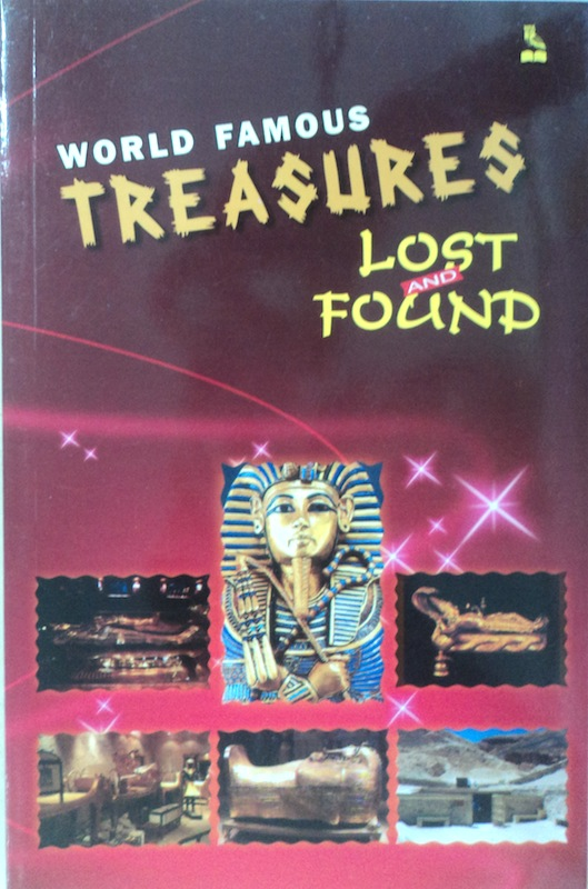 World famous Treasures Lost and Found | The Indian School