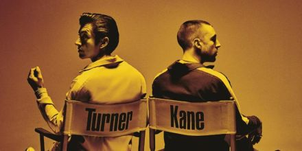 Alex Turner, Miles Kane, Zachary Dawes and James Ford make up TLSP