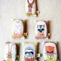 Boo-Boo Pack Friends