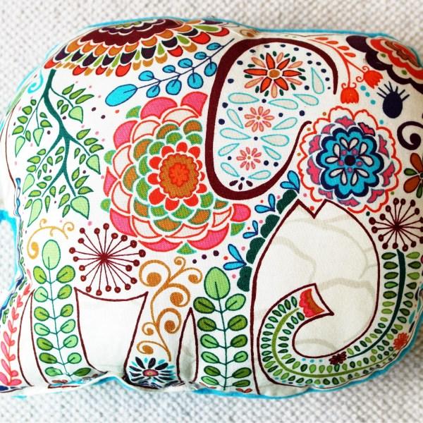 Plush Punkee Elephant