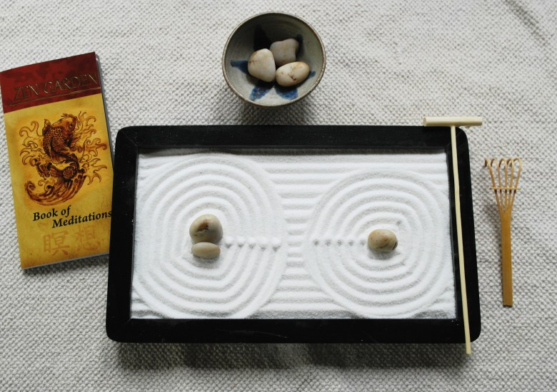 A Zen Garden For Children