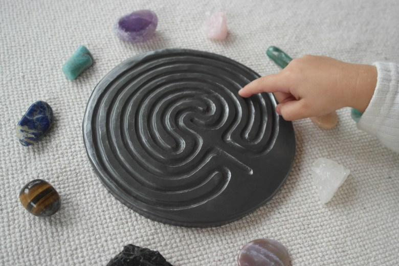 The Finger Labyrinth