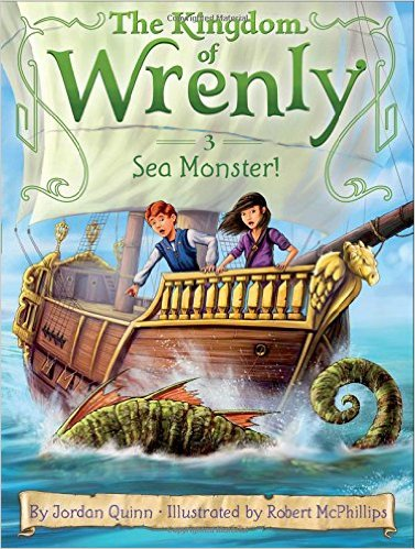 Punkee Says: Kingdom of Wrenly – Sea Monster
