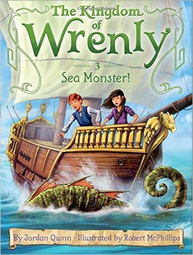 Punkee Says: Kingdom of Wrenly – Sea Monster