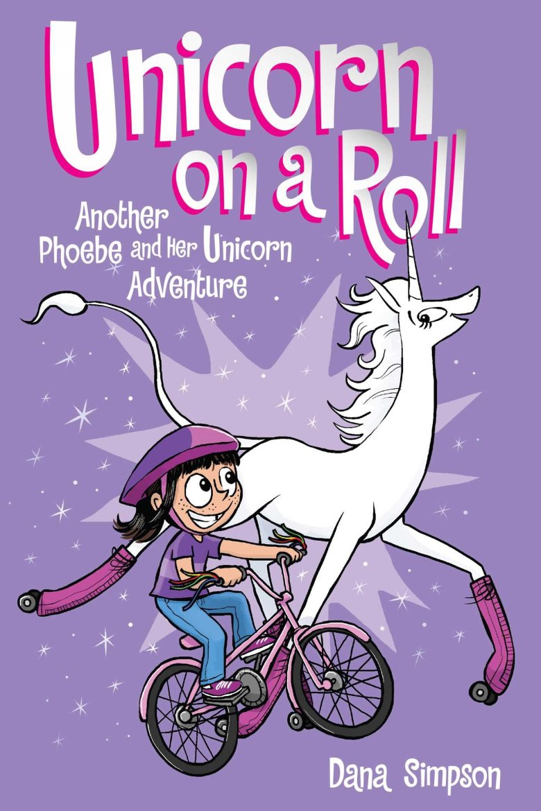 Punkee Says: Unicorn on a Roll