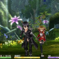 """Silica, Leafa, dan heroine lainnya akan muncul di """"Sword Art Online: Hollow Fragment"""""""
