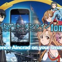 Kini game Sword Art Online telah hadir di Android