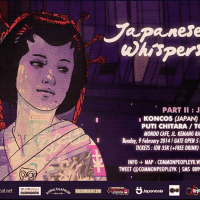 Event pentas musik Japanese Whisper 3 kembali hadir di dua kota sekaligus