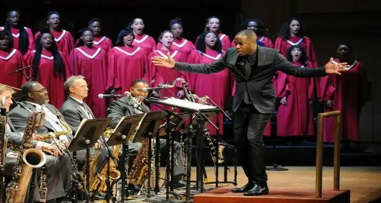 Damien Sneed Joins Wynton Marsalis on The Abyssinian Mass