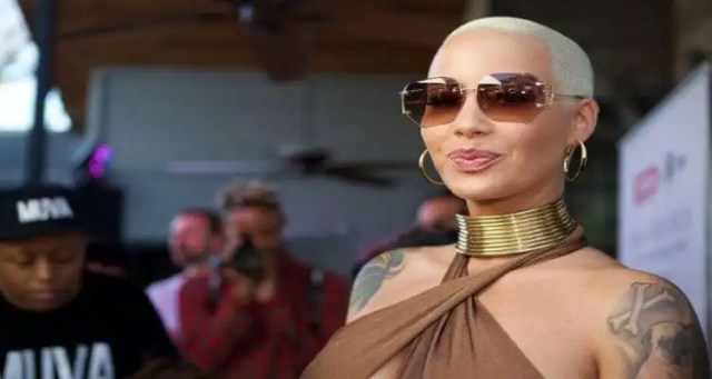 Amber Rose Launches 3D Character Created by Zoobe
