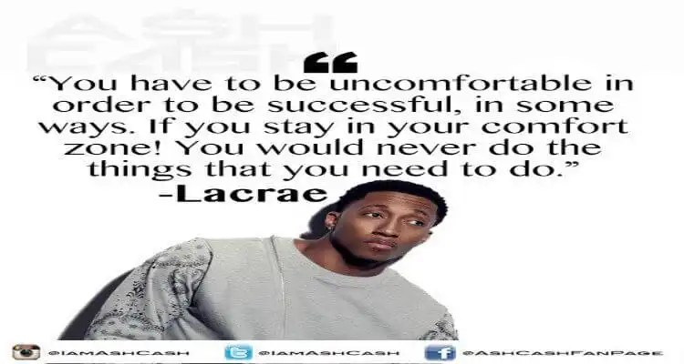 Be Comfortable Being Uncomfortable! - Daily Word