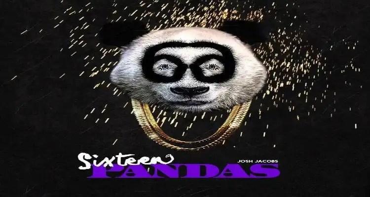 Josh Jacobs - 16 Pandas