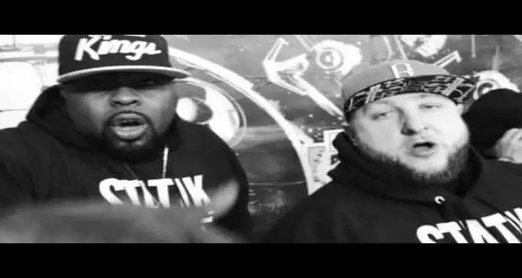 "Statik KXNG ""Let's Go"" ft. Termanology"