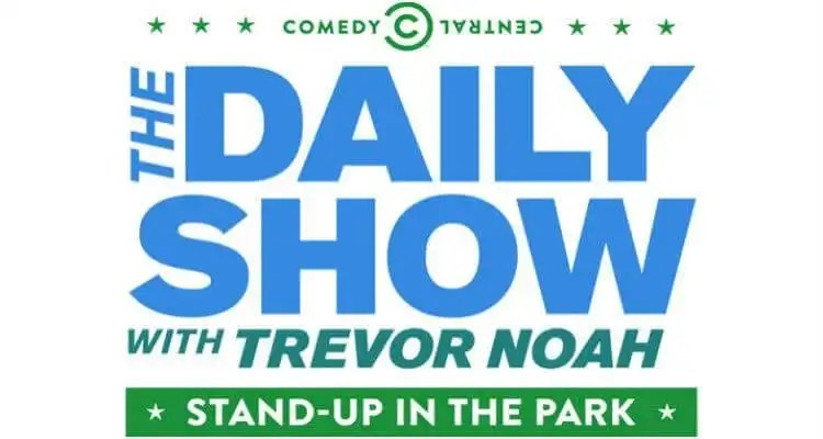 """Comedy Central Presents """"The Daily Show with Trevor Noah Stand-Up in the Park"""""""
