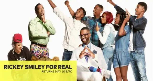 'Rickey Smiley For Real' Returns May 10