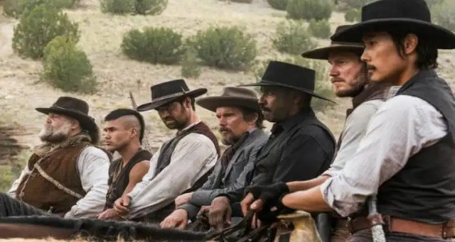 THE MAGNIFICENT SEVEN - Teaser Trailer