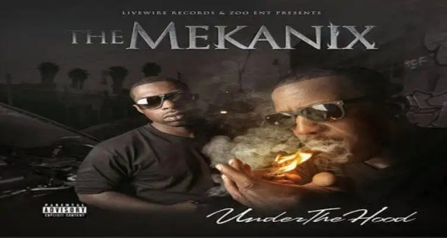 The Mekanix Announce Album 'Under The Hood'