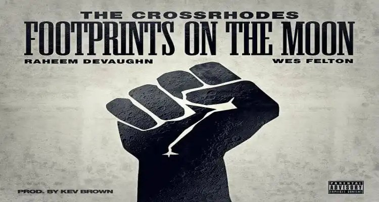 The CrossRhodes - Footprints on the Moon