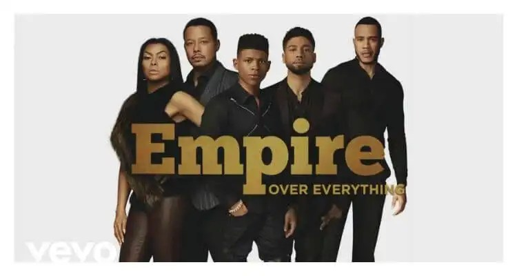 Empire Cast - Over Everything ft. Jussie Smollett, Yazz