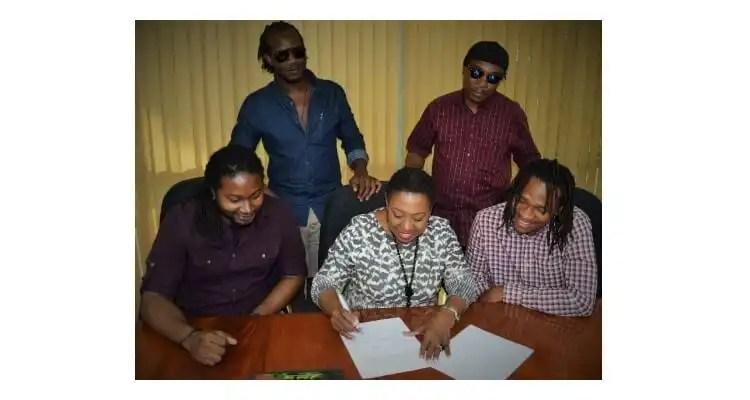 Raging Fyah Named Jamaica's Reggae Music Ambassador