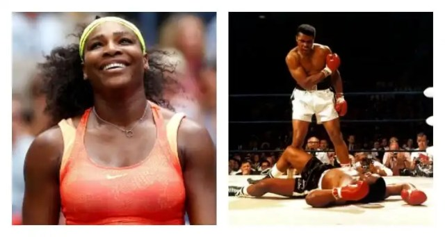 Serena Williams And Muhammad Ali To Receive Jesse Owens Awards