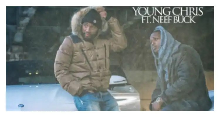 Young Chris feat. Neef Buck 'Everything They Need'