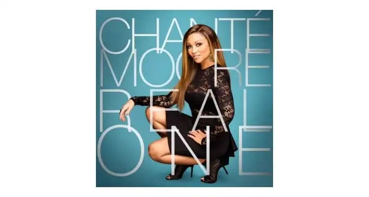 Chante' Moore 'Real One'