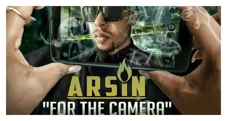 For The Camera - ARSIN
