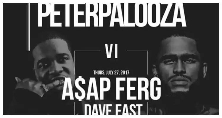 A$AP Ferg & Dave East to Headline Peter Rosenberg's #PeterPaloozaVI