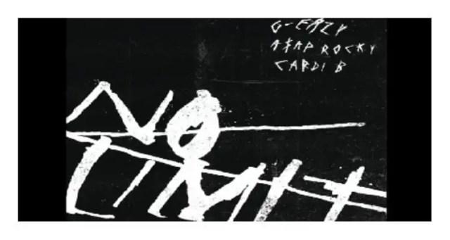 G-Eazy feat. A$AP Rocky & Cardi B- No Limit
