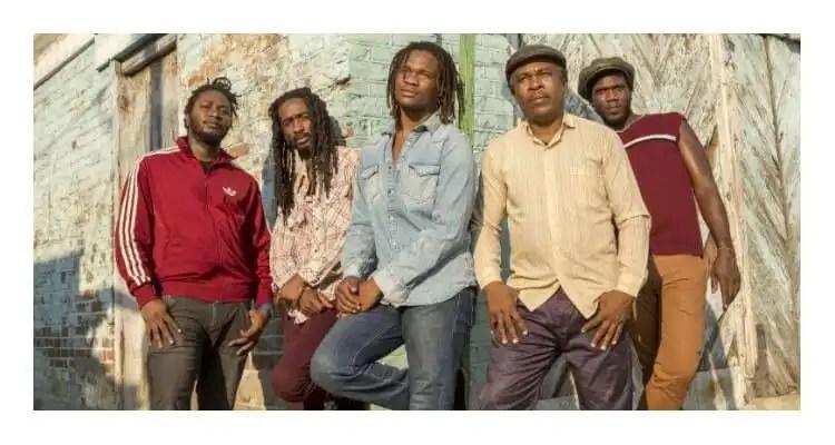 Raging Fyah Embarks on Rebelution's Winter Greens Tour