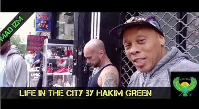 LIFE IN THE CITY by Hakim Green