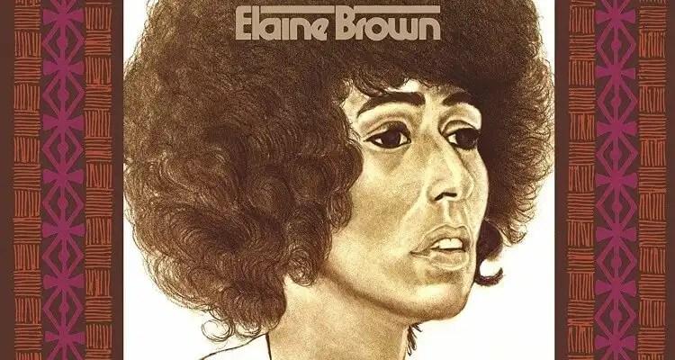 Elaine Brown's Self-Titled Black Forum/Motown Album Reissued On Vinyl LP