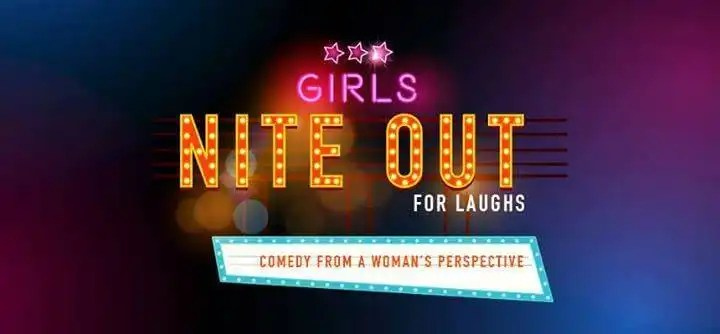 Vivica A. Fox Hosts: Girls Nite Out For Laughs: Comedy From A Woman's Perspective