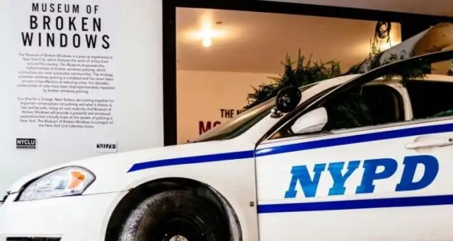 The Museum of Broken Windows Pop-Up Exhibit Opened in New York