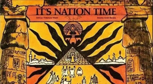 Imamu Amiri Baraka's 'It's Nation Time -- African Visionary Music' Reissued On Vinyl