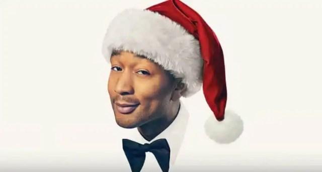 John Legend Plans 'A LEGENDARY CHRISTMAS' and Tour
