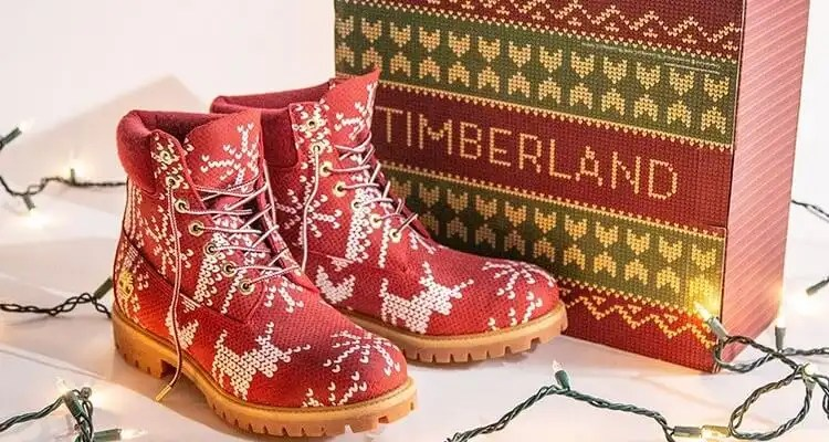 Timberland Releases 'THE UGLY SWEATER BOOT'