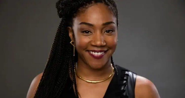 Tiffany Haddish Gets Seasoned with Lawry's